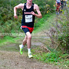 BELFAST, ME - OCTOBER 2: Scarborough's Zachary Barry runs in the 20th Maine XC Festival of Champions Saturday October 2, 2021 at Troy Howard Middle School in Belfast. (Staff photo by Joe Phelan/Staff Photographer)