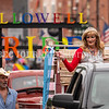 HALLOWELL, ME - JULY 17: during the Hallowell Pride parade Saturday July 17, 2021 on Water Street in Hallowell. (Staff photo by Joe Phelan/Staff Photographer)