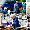 MONMOUTH, ME - SEPTEMBER 25: People shop at the Monmouth Lions Club yard sale held during Applefest Saturday September 25, 2021 at the Monmouth Museum. (Staff photo by Joe Phelan/Staff Photographer)