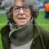 BELGRADE, ME - OCTOBER 2: Jo Josephson, of Temple, was one of the people attending rally for women's rights Saturday October 2, 2021 in Belgrade Lakes. (Staff photo by Joe Phelan/Staff Photographer)