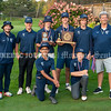 VASSALBORO, ME - OCTOBER 8: Yarmouth golf team won the State Class B golf tournament Friday October 8, 2021 at Natanis Golf Club in Vassalboro. (Staff photo by Joe Phelan/Staff Photographer)