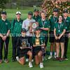 VASSALBORO, ME - OCTOBER 8: Leavitt golf team was second place team State Class B golf tournament Friday October 8, 2021 at Natanis Golf Club in Vassalboro. (Staff photo by Joe Phelan/Staff Photographer)