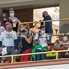 AUGUSTA, ME - SEPTEMBER 29: Members of the Coalition For Health Care Workers Against Medical Mandates move to seat in the balcony to watch the special legislative session Wednesday September 29, 2021 at the Maine State House in Augusta. (Staff photo by Joe Phelan/Staff Photographer)