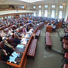 AUGUSTA, ME - SEPTEMBER 29: The House is in session for a special legislative session Wednesday September 29, 2021 at the Maine State House in Augusta. (Staff photo by Joe Phelan/Staff Photographer)