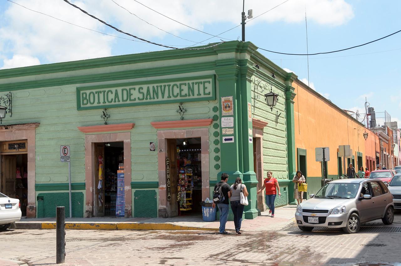 Botica de San Vicente