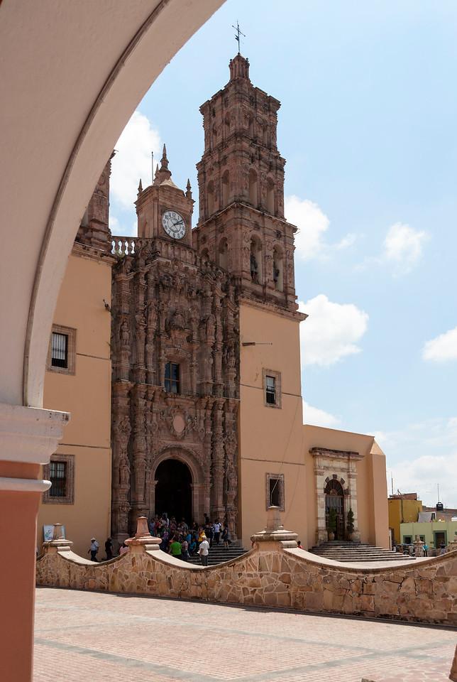 Dolores Hidalgo church