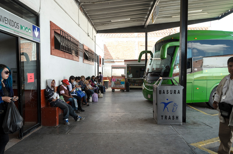 Dolores Hidalgo bus station