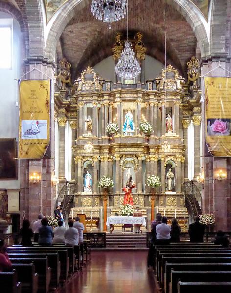Parroquia chapel