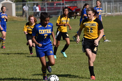 Central Middle vs. Nakina Soccer