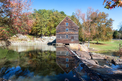 Laurel Mill, Autumn Reflections