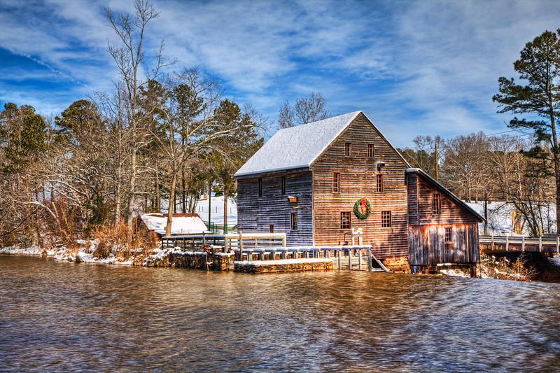 Yates Mill Christmas