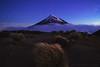 Mount Taranaki Blue Hour