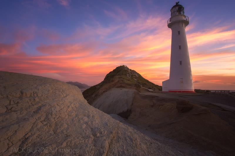 Pastel colours At Dawn