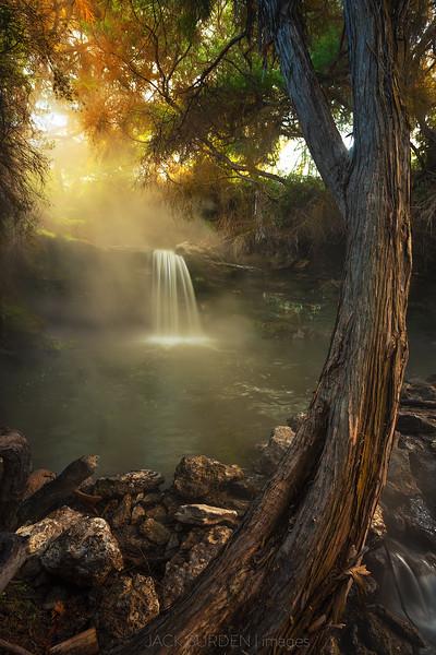 Thermal Waterfall