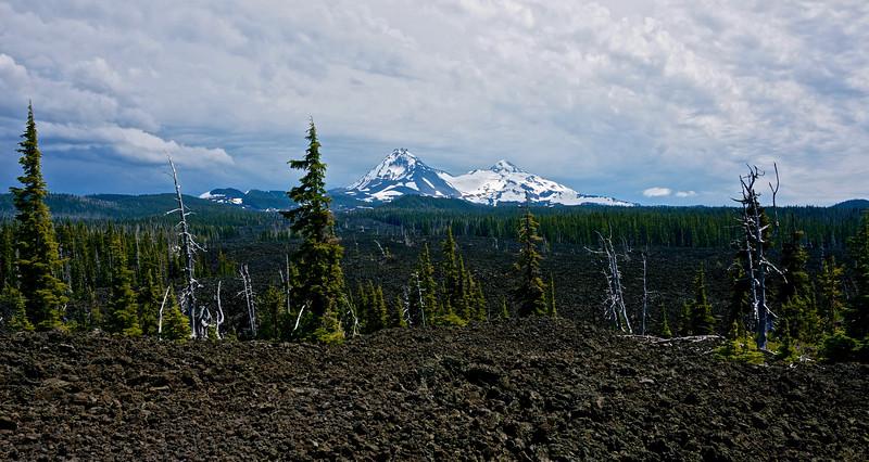 Ancient Lava Fields