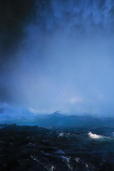 Sahalie Falls - Central Oregon