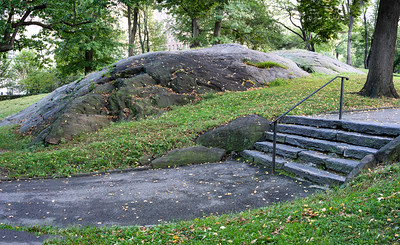 Steps and Schist