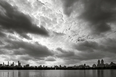 The Sky Above, The Reservoir Below _ bw