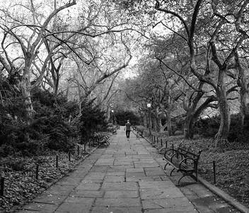 Conservancy Path _ bw