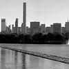 Reservoir Skyline _ bw