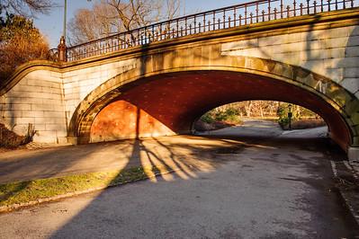 Bridges and Lampposts