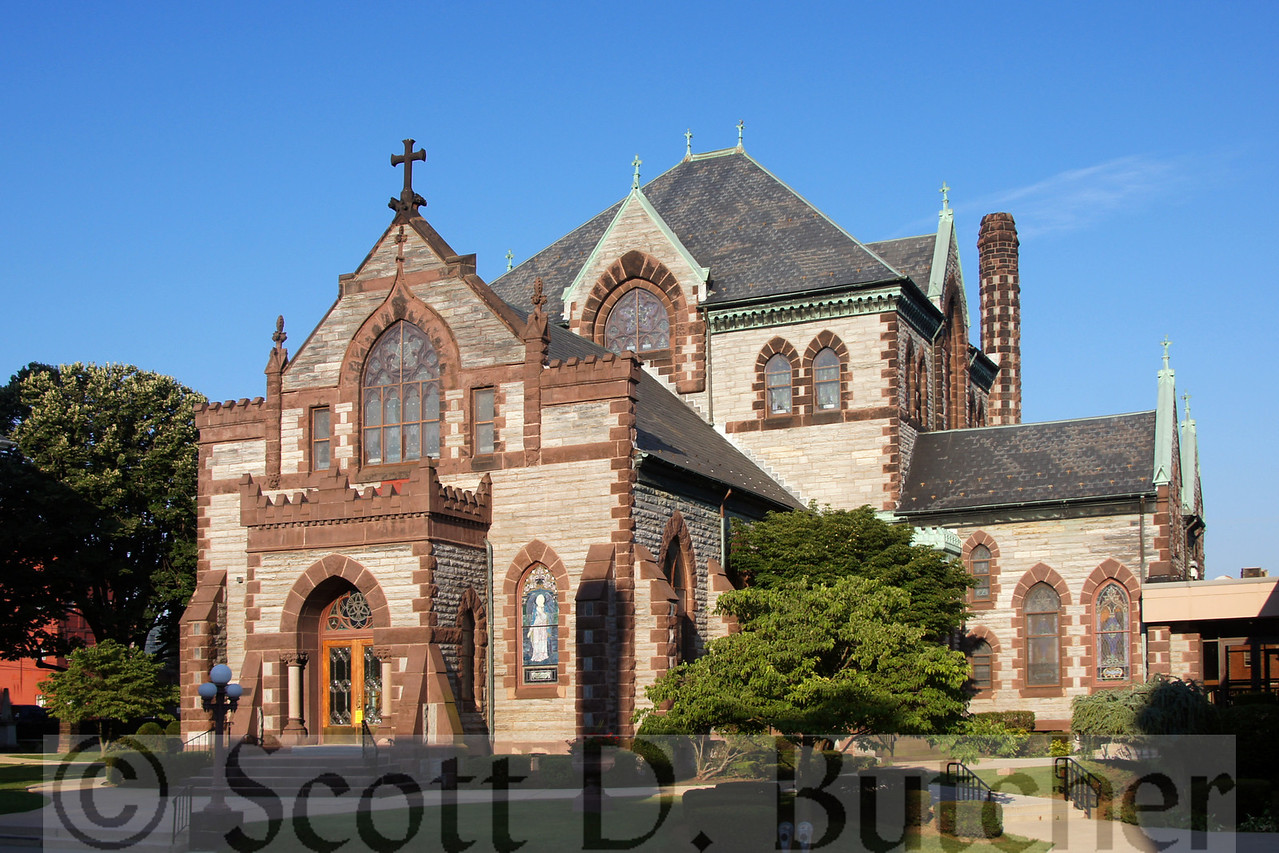 Architecture of South Central Pennsylvania - scottbutcher