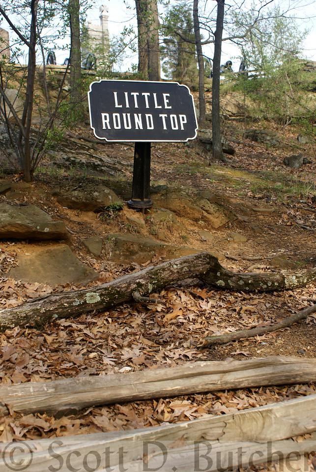 Little Round Top