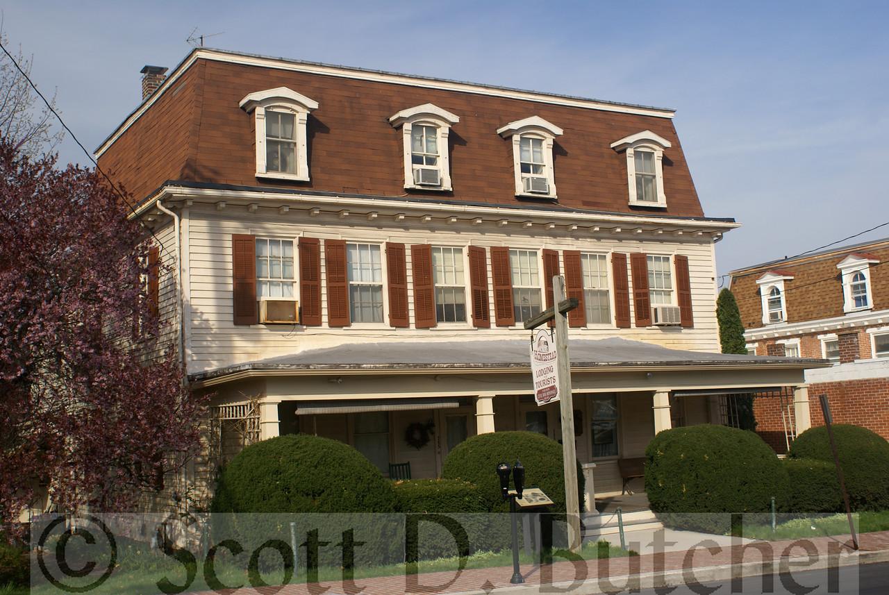Former Civil War Orphanage