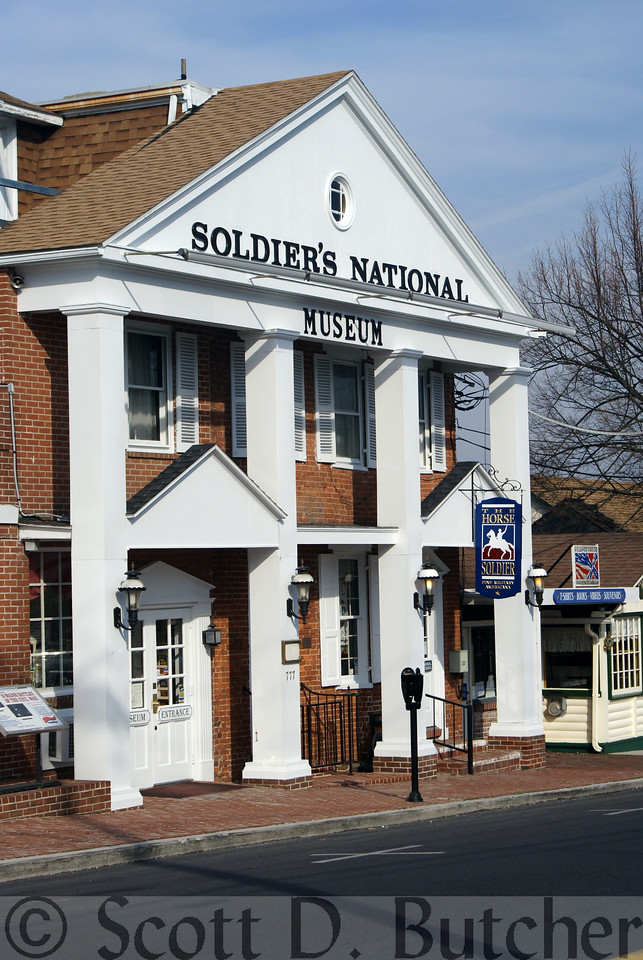 Soldier's National Museum