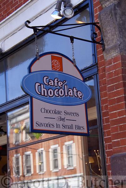 Cafe Chocolate, Lititz