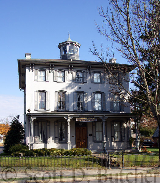 Connell Mansion, Ephrata