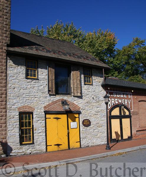 Bube's Brewery, Mt. Joy