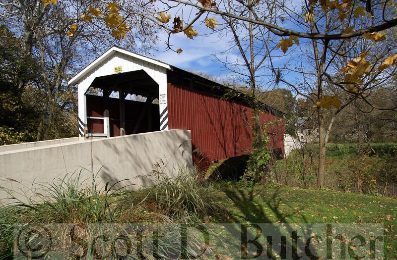 Baumgardener's Covered Bridge