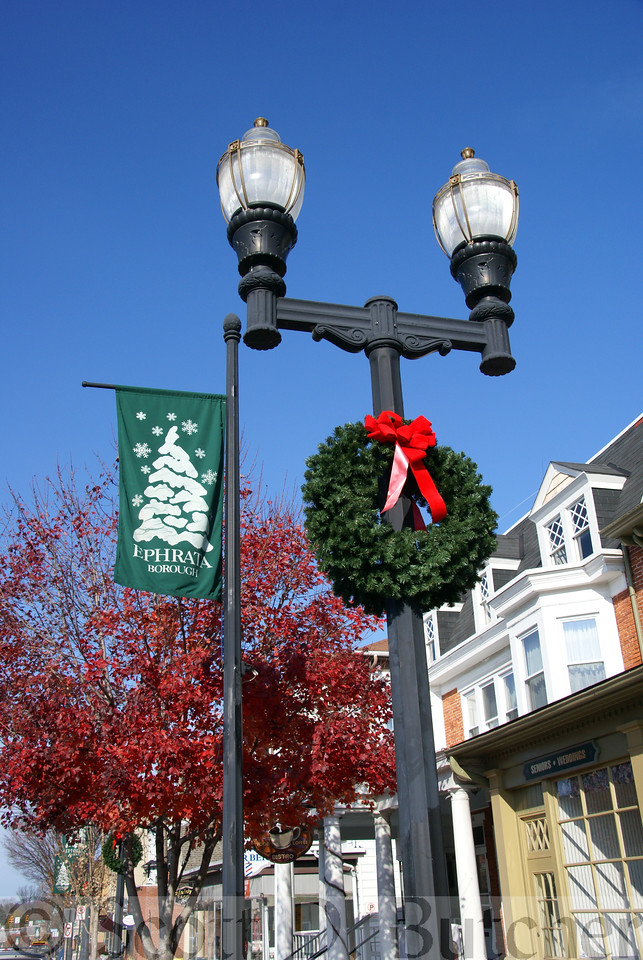 Ephrata at the Holidays