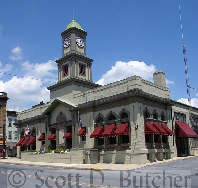 Columbia Municipal Building