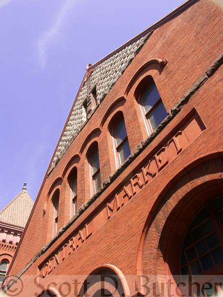 Central Market Closeup, Lancaster, PA