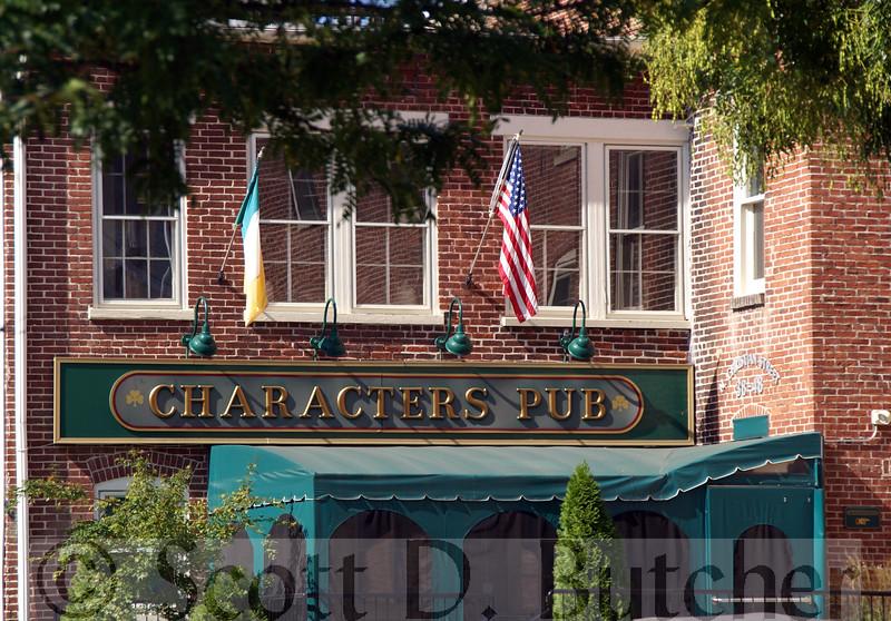 Characters Pub, Lancaster, PA