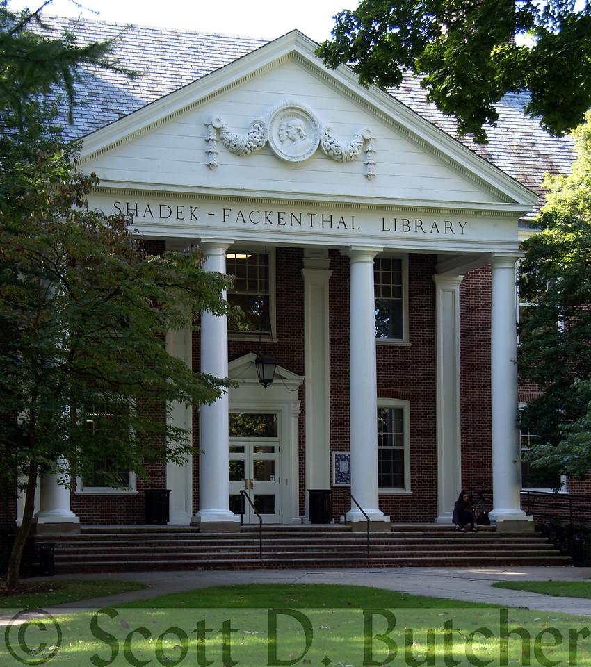 Shadek-Fackenthal Library, Franklin & Marshall College