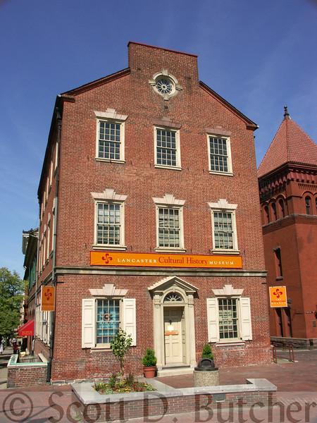 Old City Hall, Lancaster
