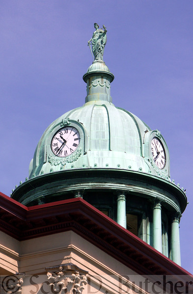 Dome, Lancaster County Courthouse, Lancaster, PA