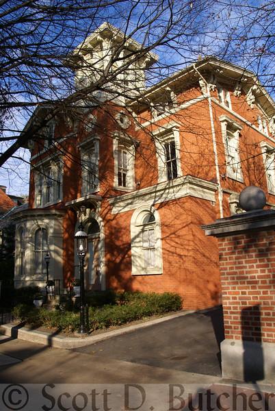 Baer Mansion, Lancaster, PA