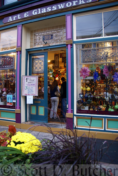 Art & Glassworks, Historic Uptown, Lancaster, PA