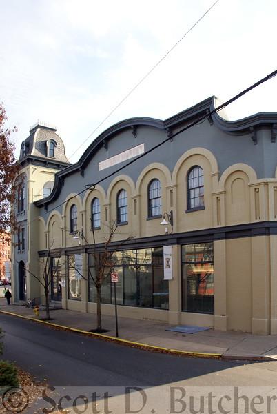 Eastern Market House, Lancaster