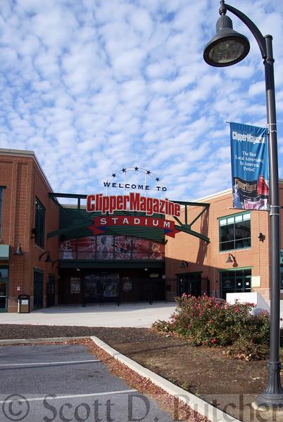 Clipper Magazine Stadium, Lancaster, PA
