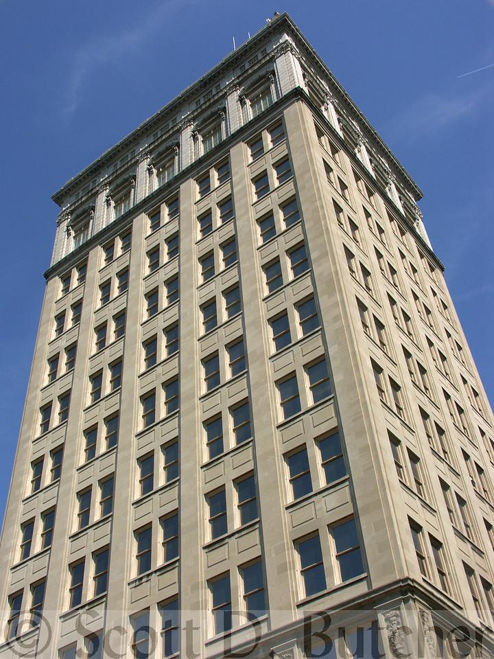 Griest Building, Penn Square, Lancaster