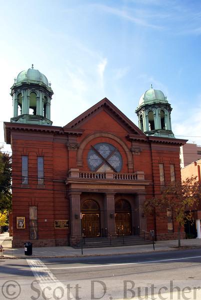 Congregation Shaarai Shomayim - Duke Street Temple, Lancaster, PA