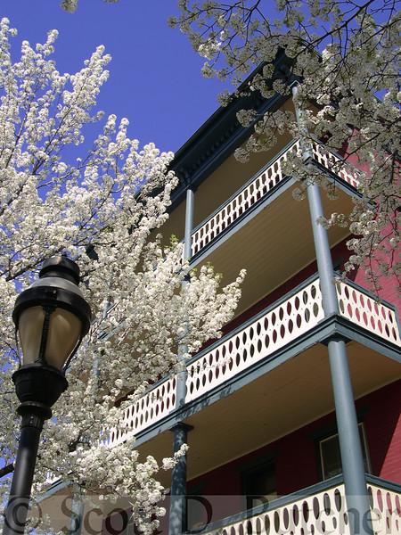 National Hotel in Spring.