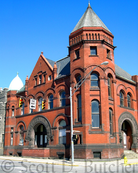 Old York Post Office.