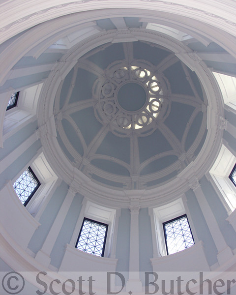 Main Dome, York County Court House