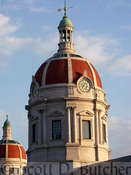 Center Dome, York County Court House